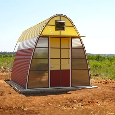 Arch Hoje: Nano Archtetura- Abod Shelter