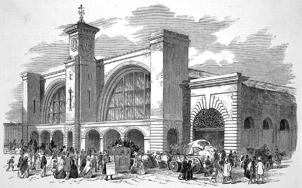 Kings Cross, 1852