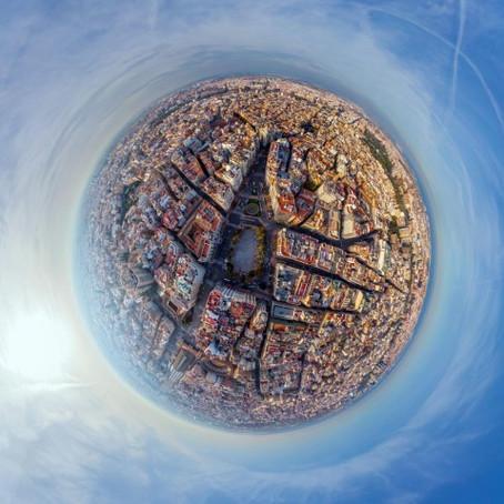 Arch Hoje: Arch Inspirações e Energia- Cidades como mundos