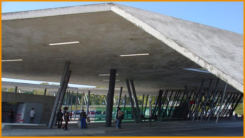 Terminal Hoenheim-North