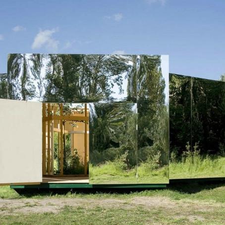 Arch Hoje: Nano Archtetura- Archive Artist's Pavillion