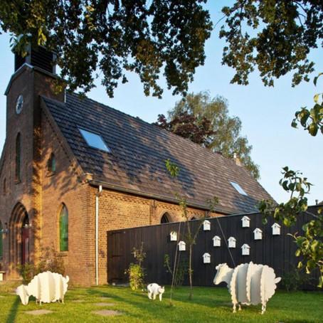 Arch Hoje: Arch Soluções Criativas- A Igreja que virou loft