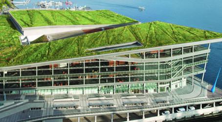 Arch Hoje: Arch Sustentável- Telhado Verde