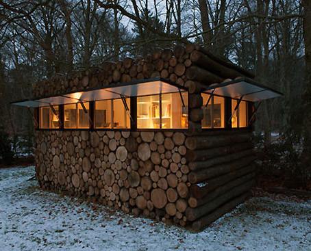 Arch Hoje: Nano Archtetura- Garden House