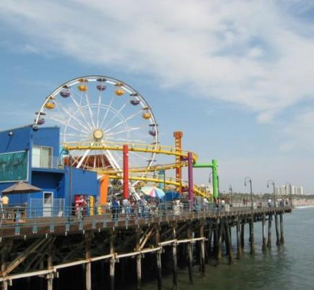 Arch Hoje: Arch Dicas- Píer Santa Monica