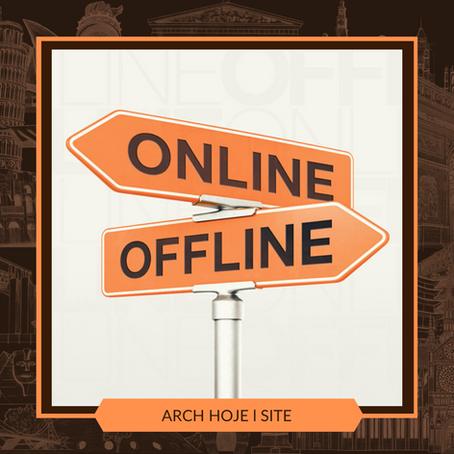 Arch Hoje: Arch Curiosidades- Desconectados e Conectados