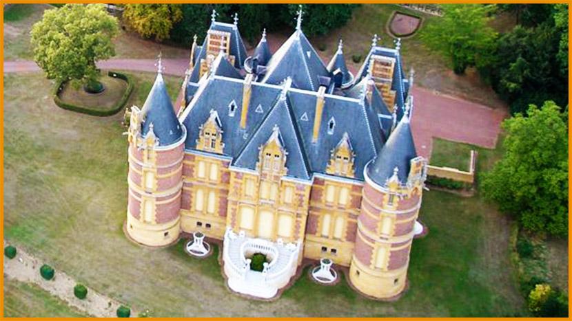Chateau de la Flachère