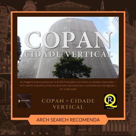 Arch Hoje - Arch Especial - Copan Cidade Vertical