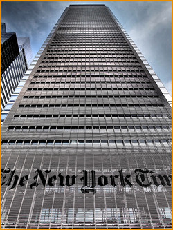 Sede do New York Times