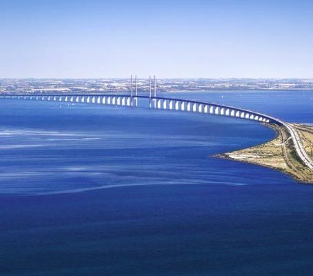 Arch Hoje: Arch Curiosidades- Túnel, ponte e mar, combinam?