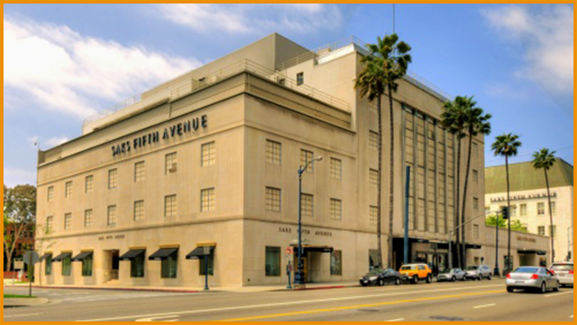 Saks Fifth Avenue Store