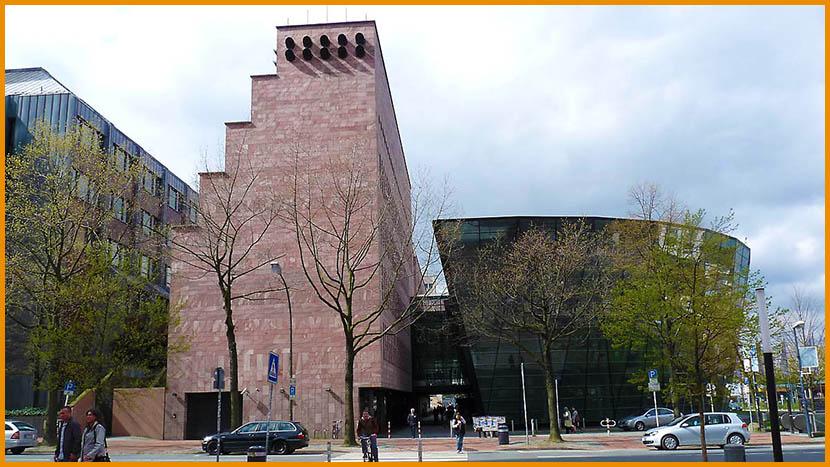 Biblioteca Municipal de Dortmund
