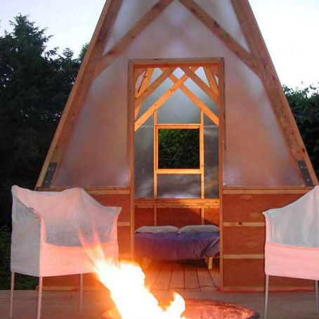 Arch Hoje: Nano Archtetura- Swamp Hut