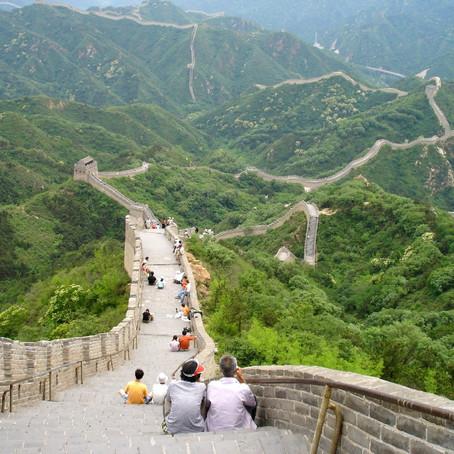 Arch Hoje: Arch Curiosidades- Grande Muralha da China