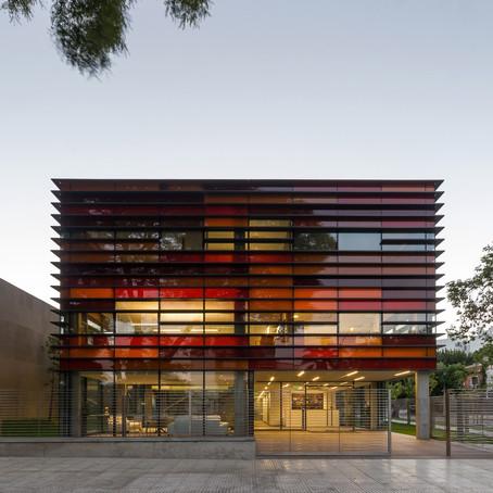 Arch Hoje: Arch Projetos- Edifício Corporativo Grupo Santander/ BVO Arq