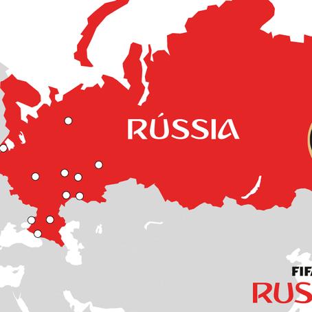Arch Hoje: Arch Especial- Copa do Mundo Rússia 2018 - III