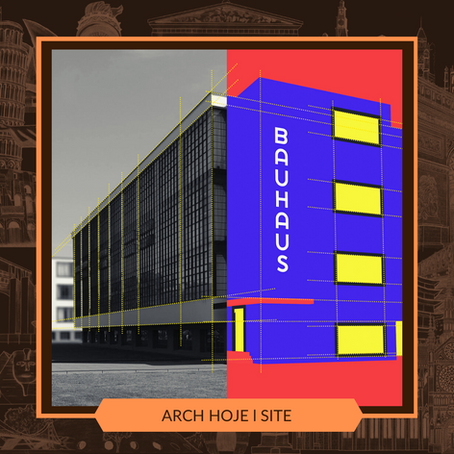 Arch Hoje: Arch Projetos- Bauhaus