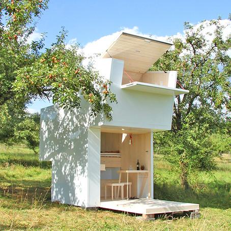 Arch Hoje: Nano Archtetura- Spirit Shelter
