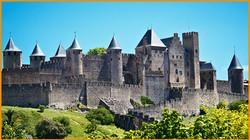Cidade Histórica fortificada de Carcassonne