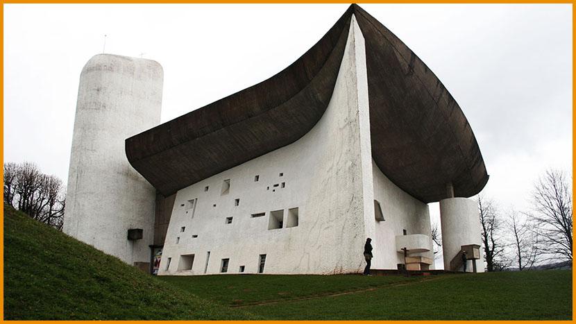 Capela de Notre-Dame-du-Haut