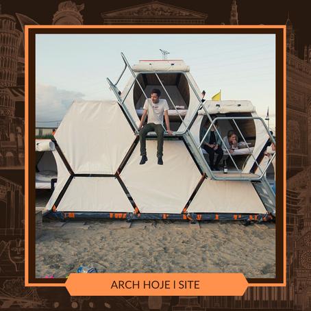 Arch Hoje: Nano Archtetura- B and Bee Sleeping Units
