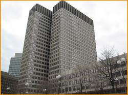 J.F. Kennedy Federal building