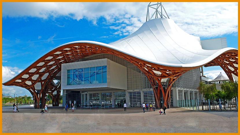 Centro Pompidou - Metz