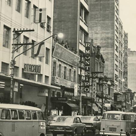 Arch Hoje: Arch Curiosidades- Análise São Paulo, a cidade dos anos 70