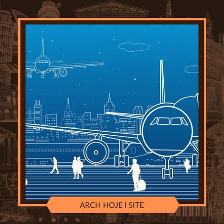 Arch Hoje: Arch Sustentável - E os Aeroportos do futuro?!