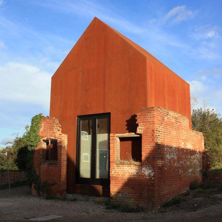 Arch Hoje: Nano Archtetura- Dovecote Studio
