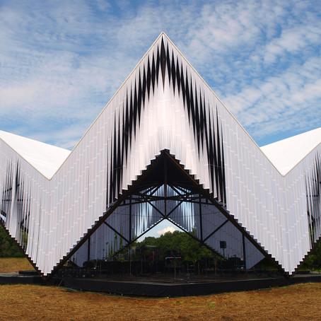 Arch Hoje: Nano Archtetura- Concert Hall