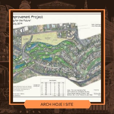 Arch Hoje: Arch Projetos- Arquitetura de um Campo de Golfe
