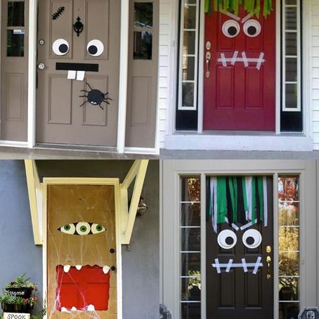 Arch Hoje: Arch Soluções Criativas- Decoração Halloween