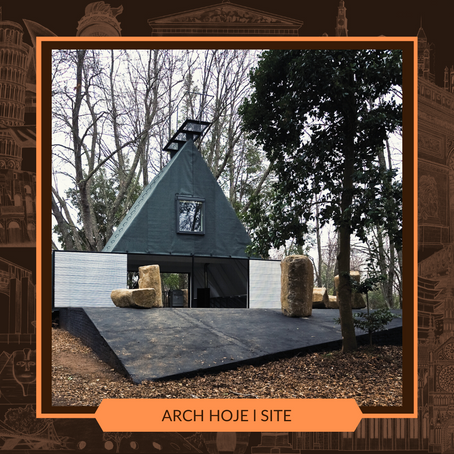 Arch Hoje: Nano Archtetura- House A