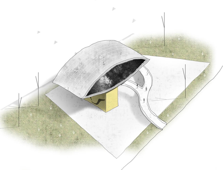 Museu Oscar Niemeyer. Image © Matías Kim