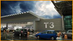 Aeroporto Leonardo da Vinci Terminal 3