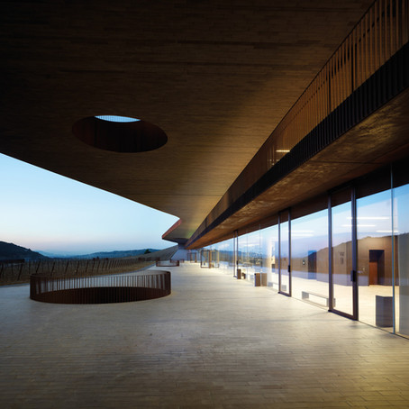 Arch Hoje: Arch Projetos- Vinícola Antinori