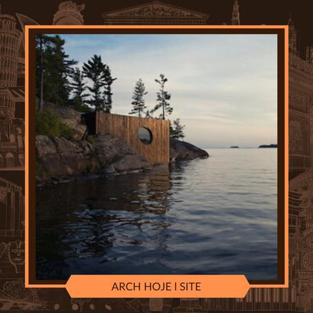 Arch Hoje: Nano Archtetura- Grotto Sauna