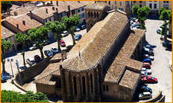 Église Saint-Gimer de Carcassonne