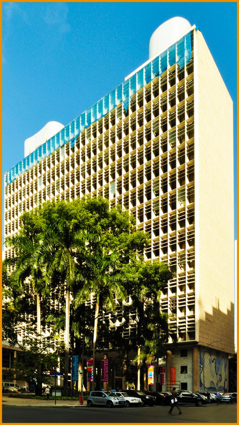 Edifício Gustavo Capanema