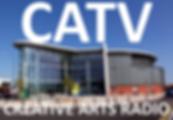 CATV Creative Arts Radio 2018 Logo for t