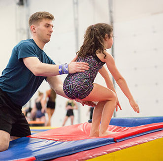 tumbling classes, shields gymnastics