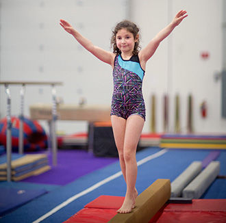 girs recreational classes, shields gymnastics