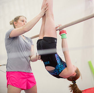 private lessons, shields gymnastics