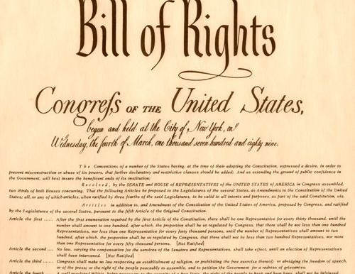 Australian Charter of Rights and Freedoms – Benefits of a Constitutionally Entrenched Charter