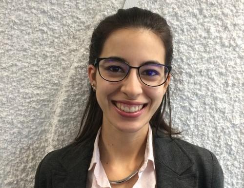 Inês Carvalho, Intern at Greenpeace International