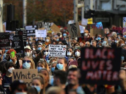 Chains Unbroken: Black Lives Matter 1 year on