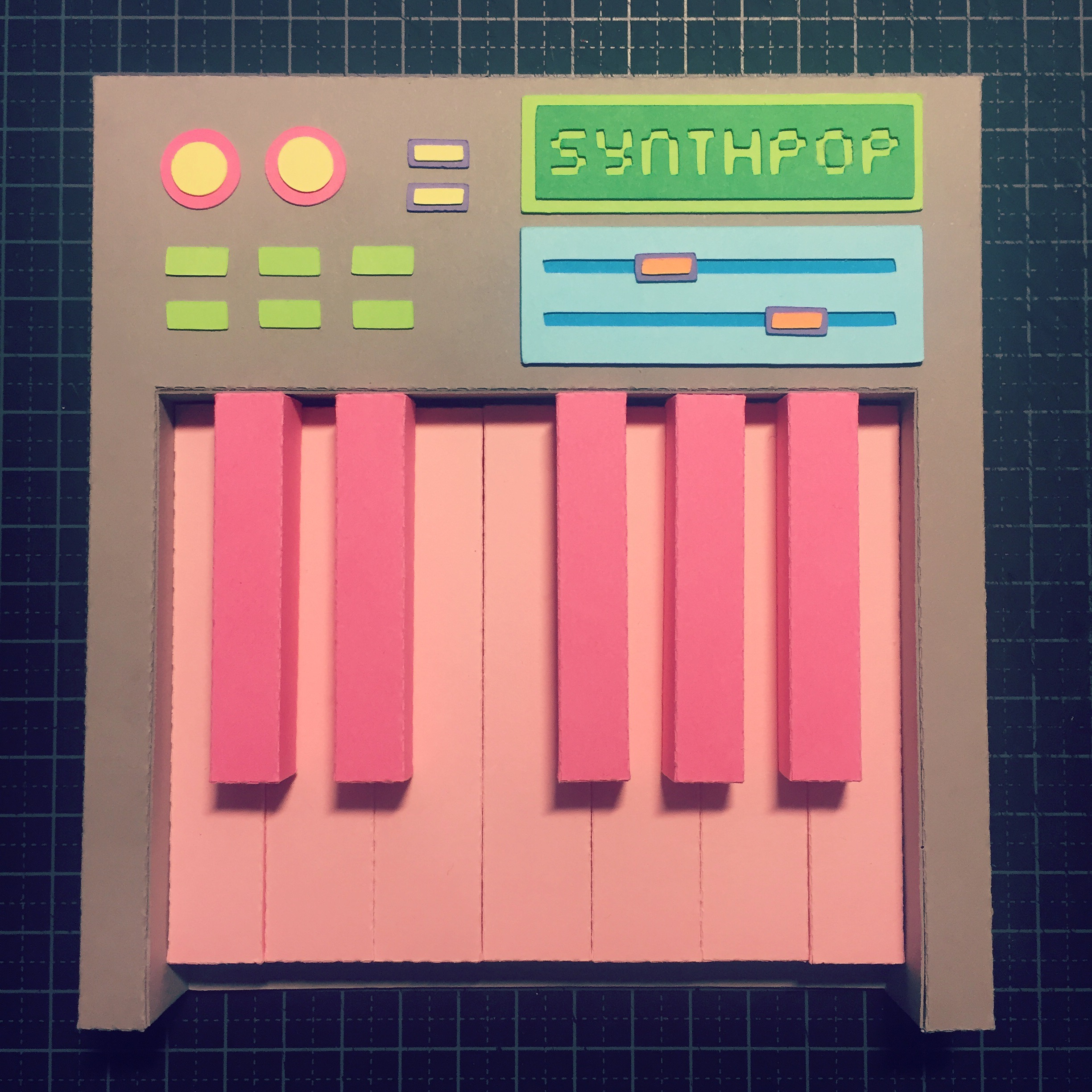 Paper synth