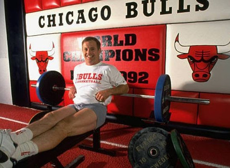 """Preparation """"Championships are won in the Offseason."""""""