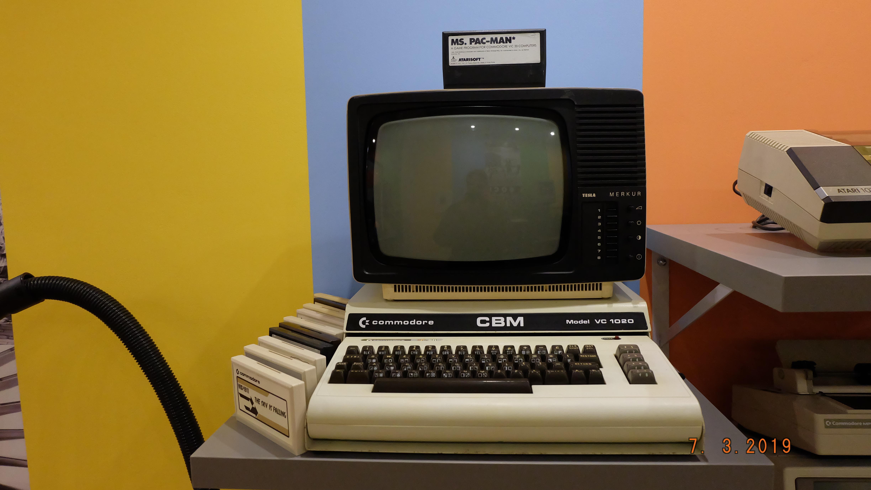 VC1020 Commodore